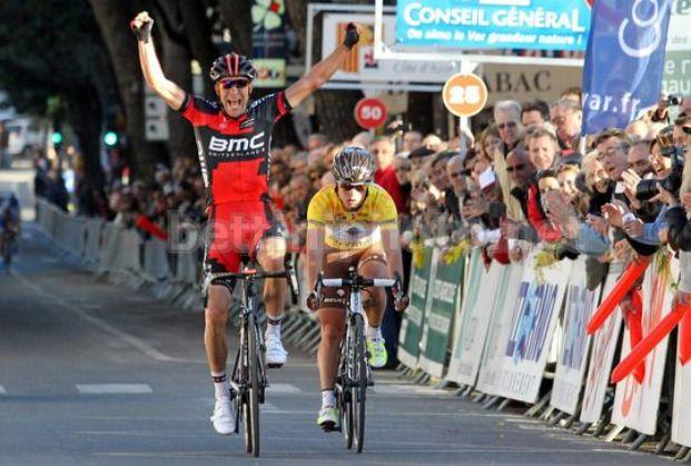 Dopo la vittoria nella prima frazione, Betancur fallisce dun soffio la seconda è lHaut Var è suo (foto Bettini)