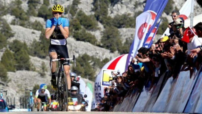 Taaramae si impone nel tappone del Giro di Turchia 2014 (Getty Images)