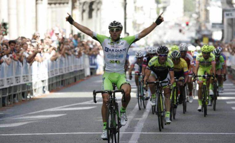 Colbrelli si impone nella 75a edizione del Giro dellAppenino (foto Bettini)