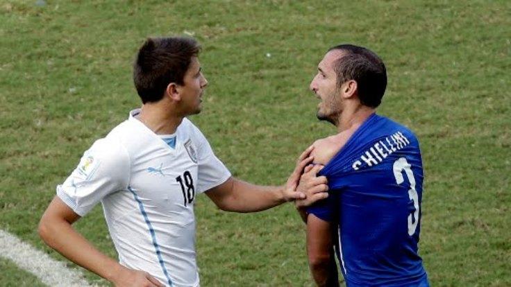 Italia succhiaruote e lUruguay... si mangia gli avversari!