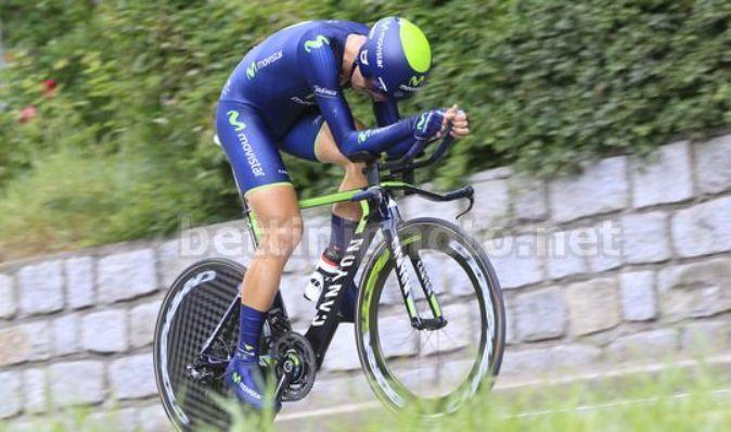 Malori pedala verso il suo secondo titolo tricolore a cronometro (foto Bettini)