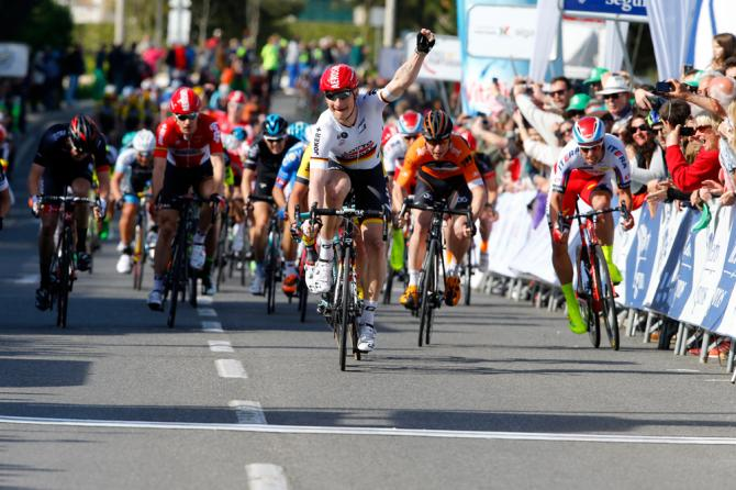 Greipel vince allo sprint la tappa conclusiva del Giro dellAlgarve (foto Bettini)