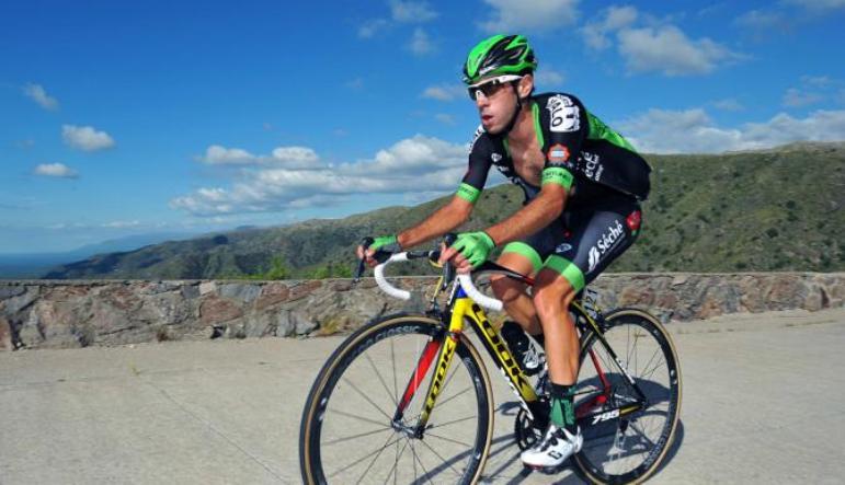 Eduardo Sepulveda (limmagine è relativa ad un altra gara alla quale ha preso parte il corridore argentino (foto Tim de Waele/TDWSport.com)