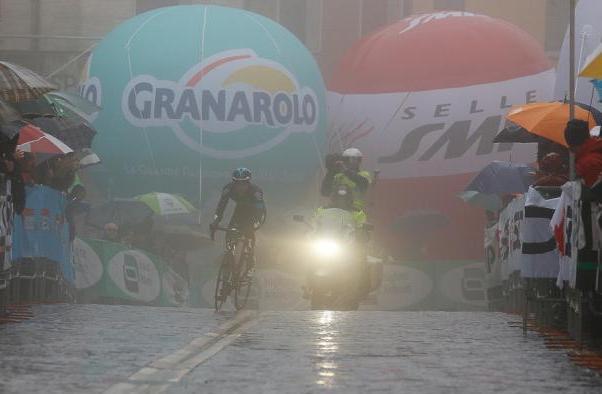 Swift a pochi passi dal successo nella tappa di Sogliano al Rubicone (foto Bettini)