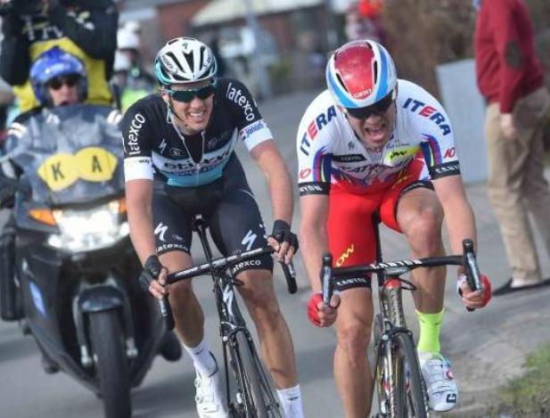 Sono Kristoff e Terpstra i grandi interpreti delledizione 2015 del Giro delle Fiandre (foto Tim de Waele/TDWSport.com)
