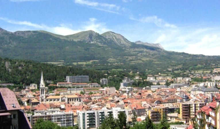 Panoramica di Gap (www.uelasfrance.org)