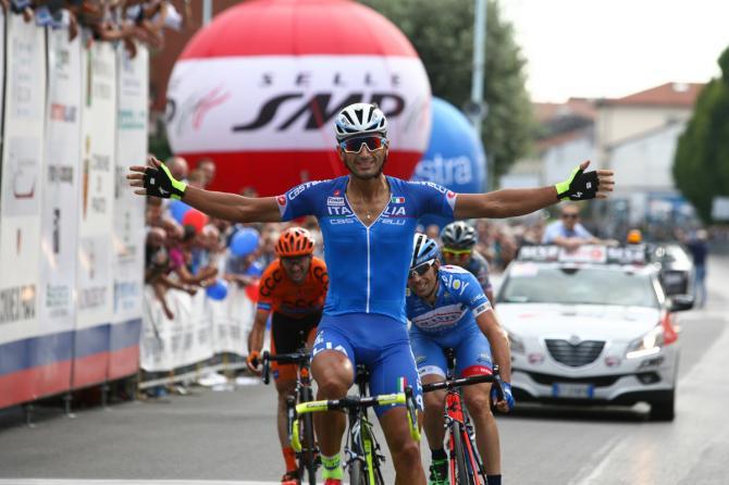 A Prato unaltra promettente affermazione della nazionale azzurra in vista della prova mondiale (foto Bettini)
