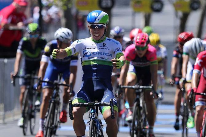 Laustraliano Ewan apre e chiude ledizione 2016 del Tour Down Under (foto Tim de Waele/TDWSport.com)