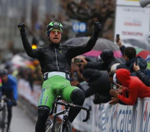 Colbrelli contina la serie di successi italiani al GP Città di Lugano (foto Bettini)