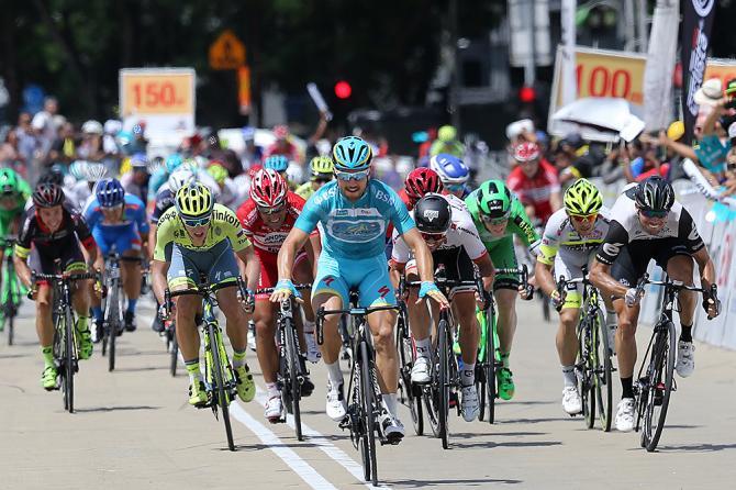 Guardini vince anche la tappa che termina nella capitale malese (foto im de Waele/TDWSport.com)