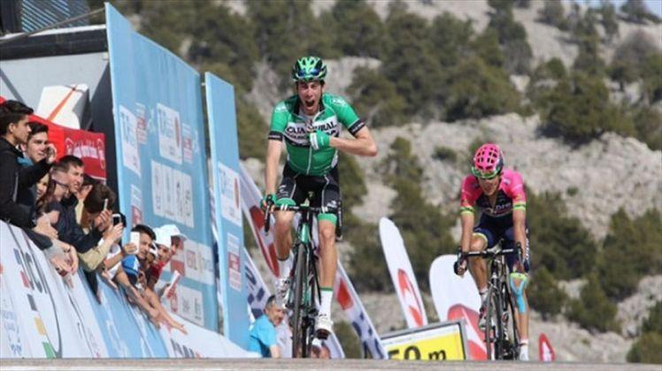 Lo spagnolo Jaime Roson vince la tappa più impegnativa del Giro di Turchia (tr.eurosport.com)