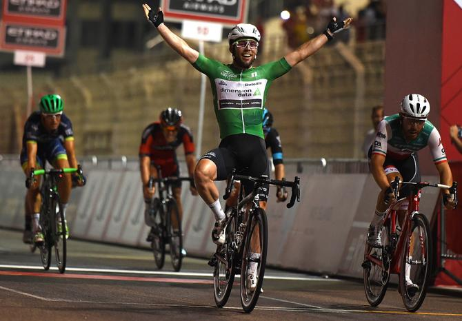 Cavendish chiude in bellezza la seconda edizione del Tour of Abu Dhabi (Getty Images Sport)