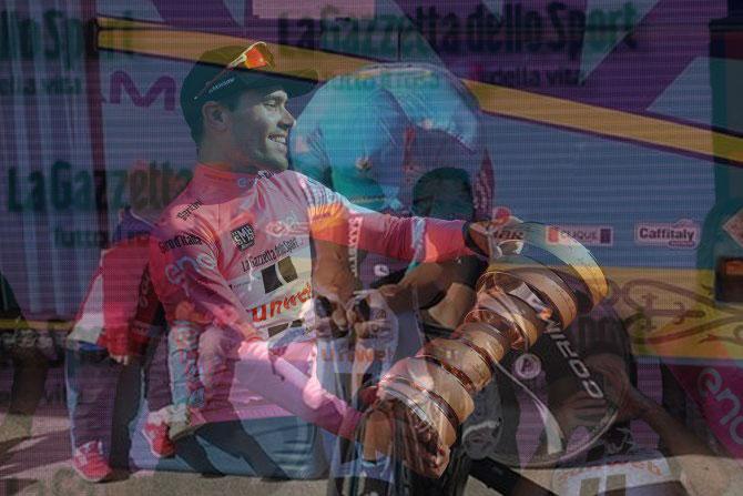 Anche nel giorno del trionfo di Dumoulin un piccolo angolo del cuore di tutti i tifosi batteva nel ricordo di Michele Scarponi (foto Tim de Waele/TDWSport.com)