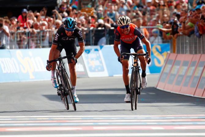 Porta la firma di Vincenzo Nibali il successo che lItalia inseguiva da ben due settimane (Getty Images Sport)