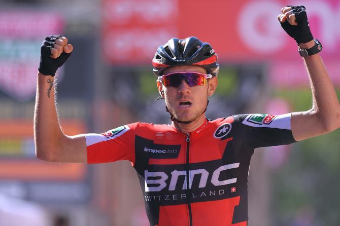 Van Garderen porta nella lontana America il tappone dolomitico del 100° Giro dItalia (foto Tim de Waele/TDWSport.com)