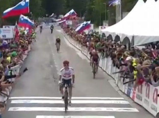 Il polacco Majka fa sua la tappa regina del Giro di Slovenia