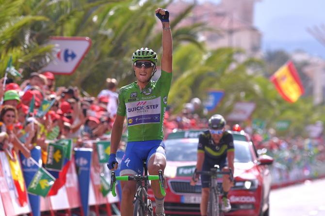 Dopo Tarragona Matteo Trentin colpisce il bersaglio pieno anche ad Alhama de Murcia (Tim de Waele/TDWSport.com)