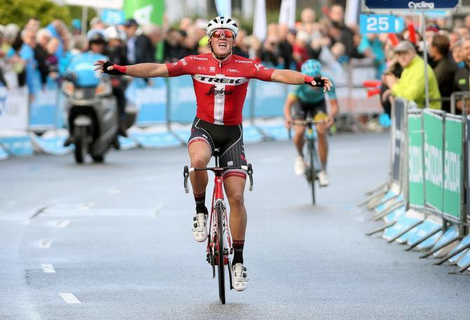 Un altro Pedersen a segno nella corsa di casa: ora è il turno di Mads (foto Bettini)