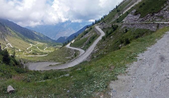 La strada verso il Colle delle Finestre (www.ettoruccio.it)