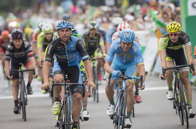 Italia sempre sugli scudi al Tour of Hainan: ora è il turno di Marco Zanotti (www.tourofhainan.com)
