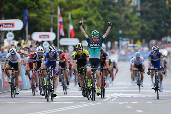 McCarthy vince davanti ai suoi tifosi la 4a edizione della corsa intitolata all'ex corridore australiano Cadel Evans (foto Tim de Waele/TDWSport.com)