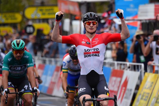 La vittoria di Greipel ad Adelaide mette i sigilli alla 20a edizione del Tour Down Under (foto Bettini)