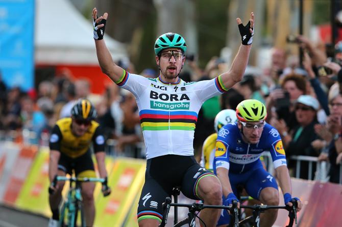 Inizia nel segno del campione del mondo in carica la stagione 2018 del grande ciclismo (foto Tim de Waele/TDWSport.com)