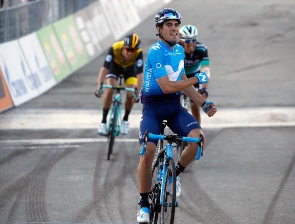 Landa vince a Sassotetto ma non affonda il colpo, la Tirreno è ancora apertissima (foto Bettini)