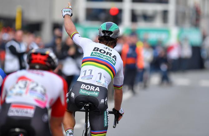Visione retrospettiva sulla terza vittoria di Sagan alla Gand-Wevelgem (foto Tim de Waele/TDWSport.com)
