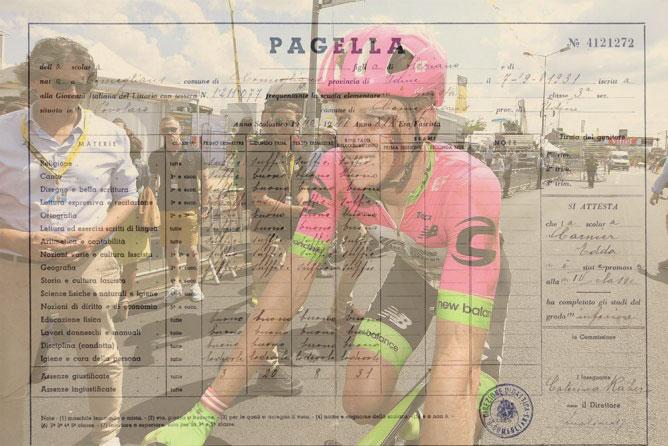 È la maglia nera Lawson Craddock ad ottenere il voto più alto nel pagellone del Tour 2018 firmato ilciclismo.it (foto Bettini)