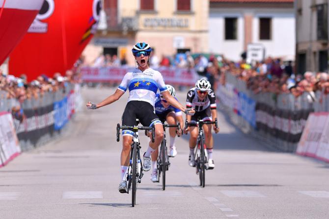 Marianne torna a fare la Vos grossa al Giro dItalia (foto Tim de Waele/TDWSport.com)