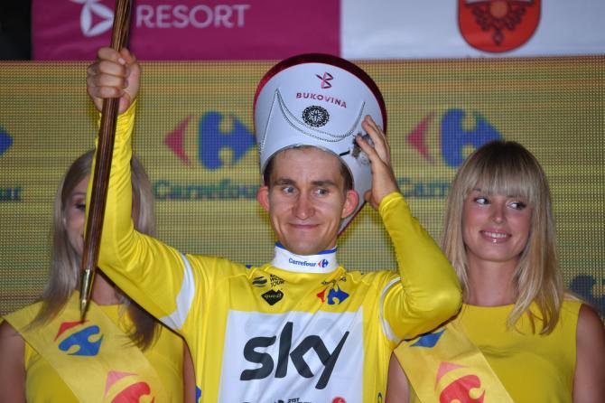 Kwiatkowski incoronato indiscusso sovrano del Tour de Pologne 2018 (foto Tim de Walle/Getty Images Sport)
