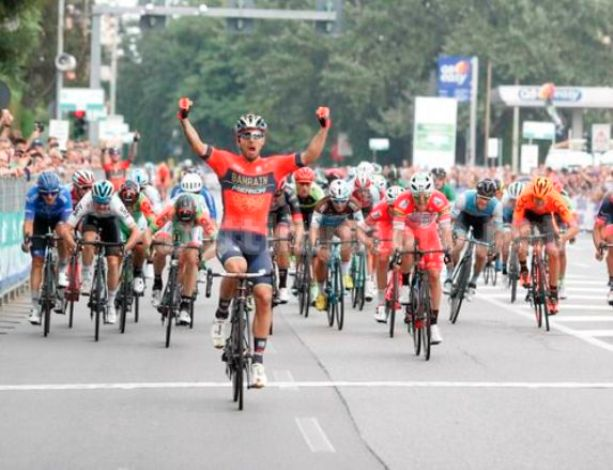 Sonny Colbrelli vince per il secondo anno consecutivo la Coppa Bernocchi (foto Bettini)