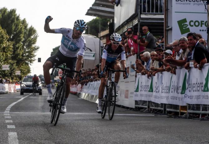 Moscon vince ancora e dopo la Coppa Agostoni fa suo anche il Giro della Toscana (foto Bettini)