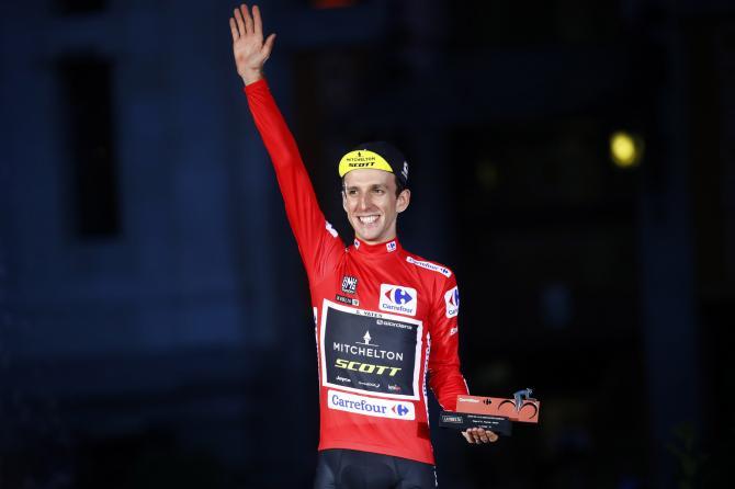 Simon Yates vince la 73a edizione del Giro di Spagna (foto Bettini)