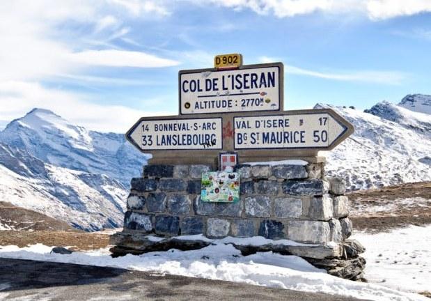 Il Col de lIseran, tetto delledizione 2019 del Tour de France (www.trueriders.it)