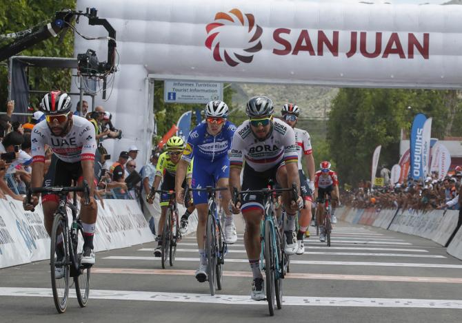 Anche Gaviria concede il bis sulle strade della corsa sudamericana (foto Bettini)
