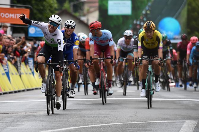 Boasson Hagen vince la tappa dapertura del Criterium del Delfinato 2019 (Getty Images)
