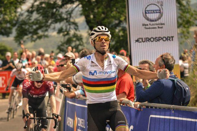 La prima tappa della Route dOccitaine è firmata da Alejandro Valverde (www.laroutedoccitanie.fr)