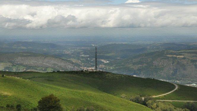 Vista panoramica dalla cima del Prat dAlbis (www.ladepeche.fr)