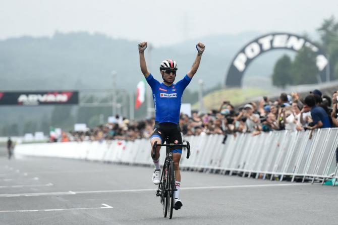 Diego Ulissi lancia uninteressante segnale dal circuito che ospiterà lanno prossimo ospiterà la prova olimpica (Getty Images Sport)