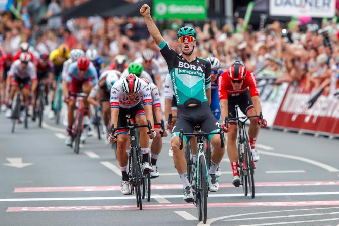 Ackermann vince la prima tappa del Giro di Germania 2019 (foto Bettini)