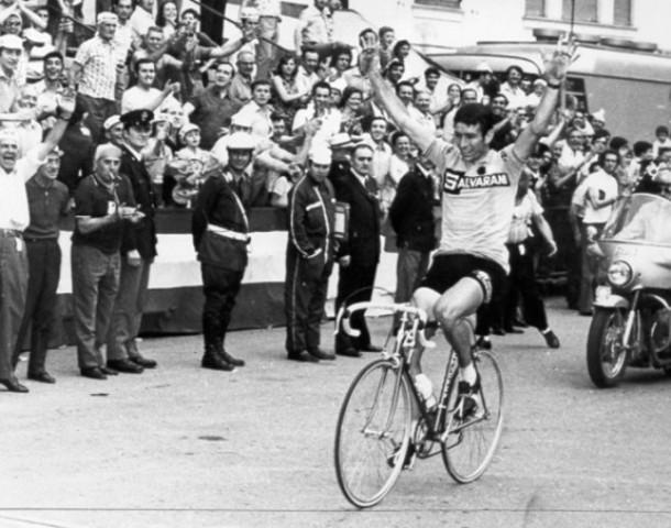 La vittoria di Felice Gimondi al Giro dellAppennino del 1972 (genova.repubblica.it)