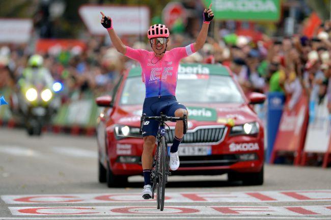 Higiuita vince il tappone della Sierra de Guadarrama (Getty Images Sport)