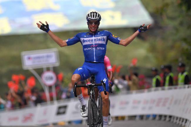 Enric Mas vince la tappa regina della breve corsa a tappe cinese (Getty Images Sport)