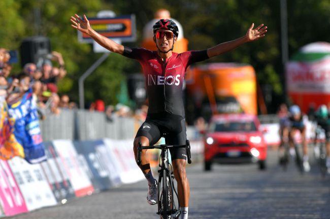 Egan Bernal vince il Gran Piemonte (Getty Images Sport)