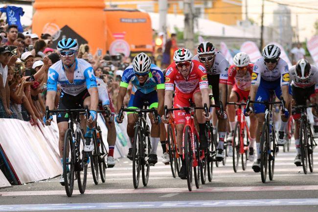 Rudy Barbier sorprende i velocisti più quotati a San Juan (Getty Images)