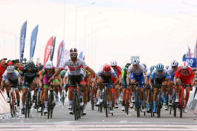 Stavolta nessuna sorpresa alla Vuelta a San Juan e ad imporsi è latteso Gaviria (Getty Images)