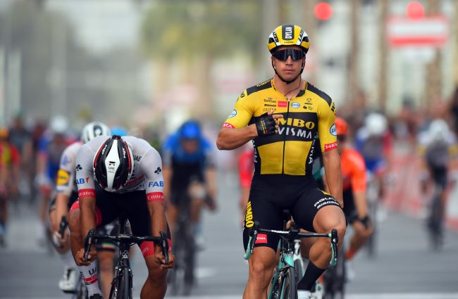 Groenewegen a segno nella quarta tappa della corsa asiatica (foto Bettini)