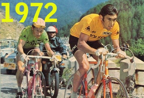 Merckx e Guimard allattacco sullIzoard nel tappone di Briançon (Cyclisme Magazine - LÉquipe)